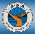 Logo of the Airports and Air safety company of Cape Verde